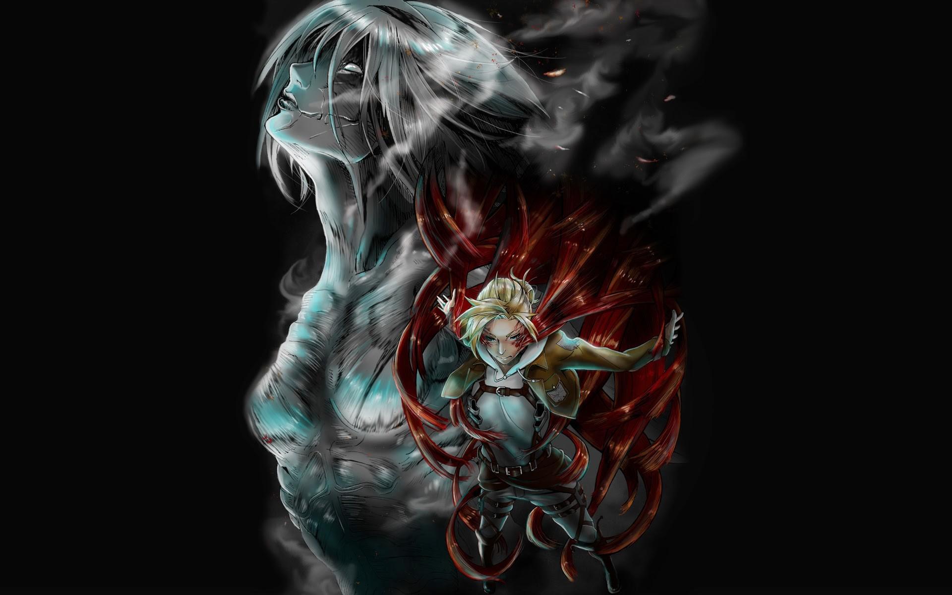 Attack On Titan Female Beast