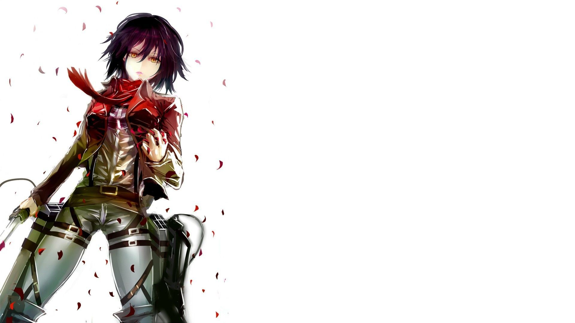 Mikasa Ackerman Shingeki No Kyojin 27311 Hd Wallpapers Background in Anime  – Wugange.com