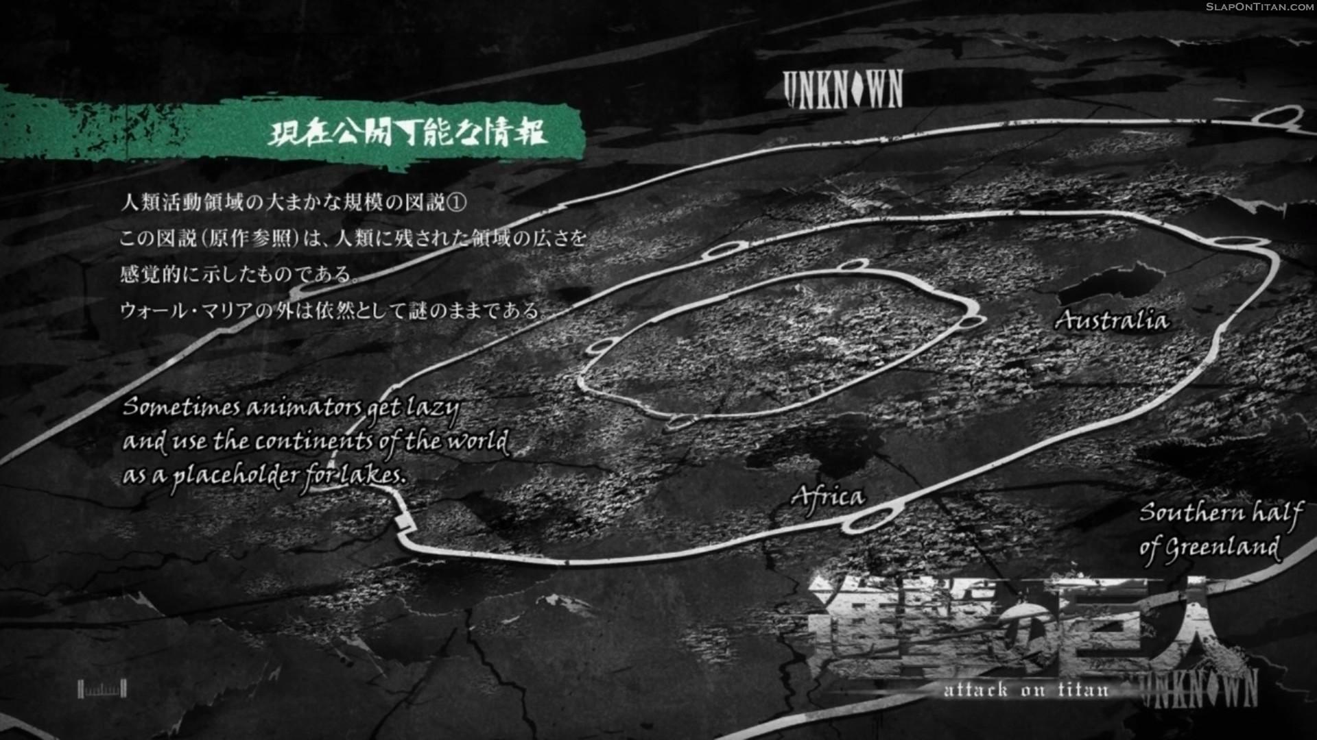Episode 2 – Map #1 human activity area