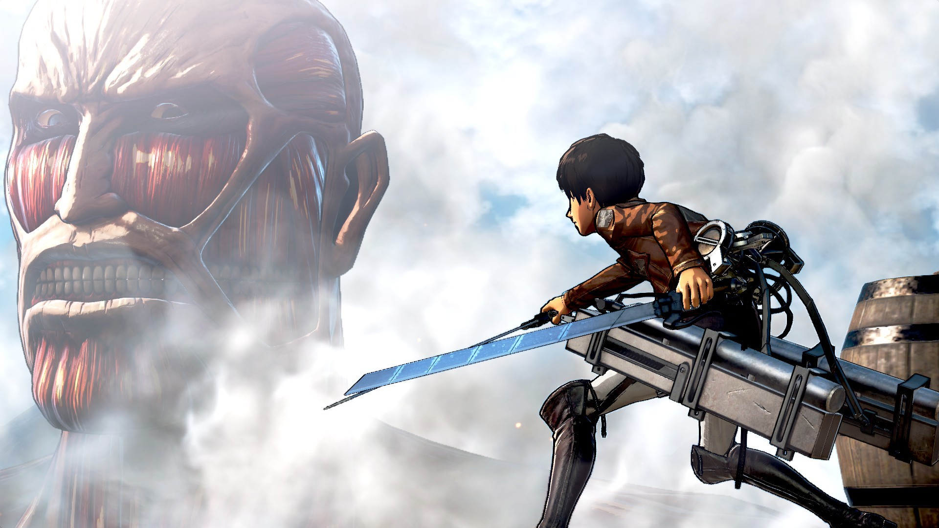 Attack on Titan: Wings of Freedom – PC Technical Review