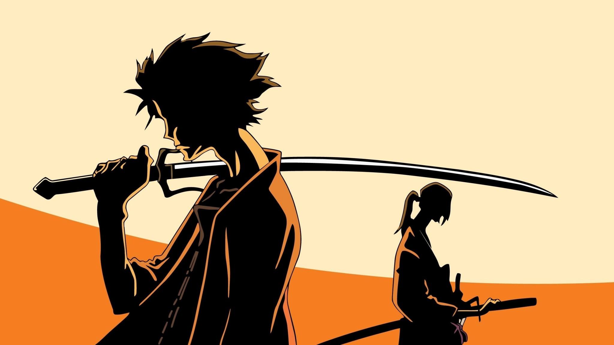 Samurai Champloo shadows