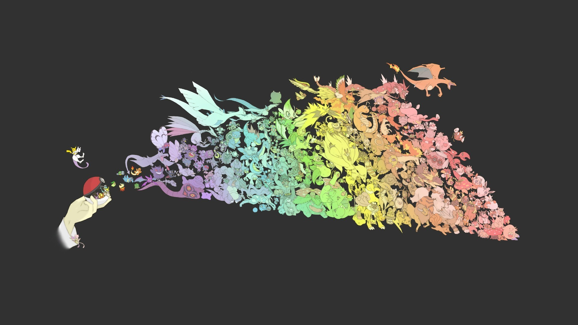 Pokemon HD Wallpapers p 1600×900 Wallpaper Pokemon (43 Wallpapers)    Adorable Wallpapers