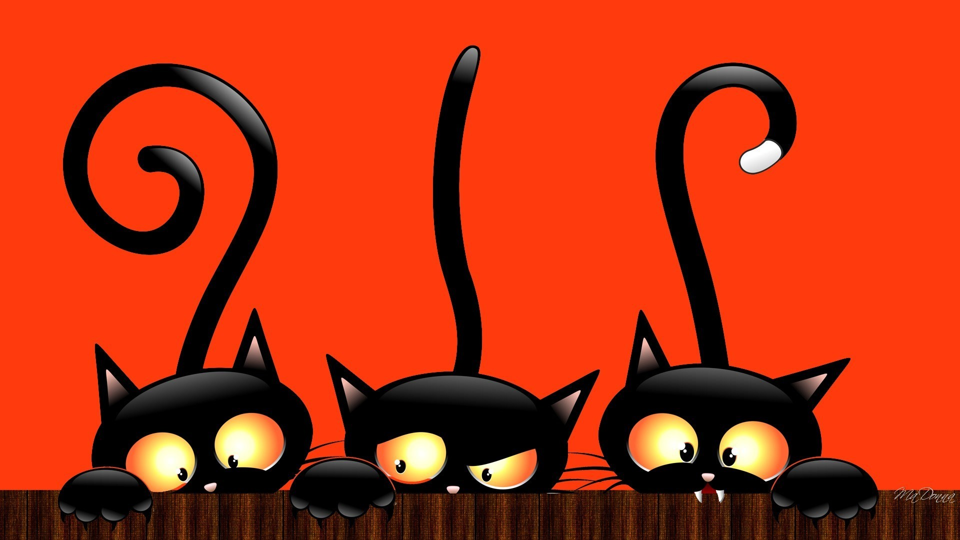 full hd hello kitty halloween wallpaper