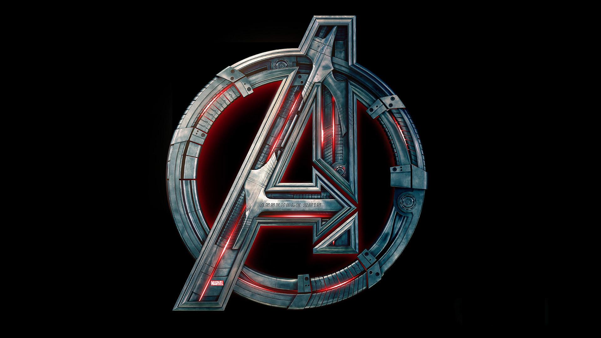 Avengers 2 | Age of Ultron Logo Wallpaper HD