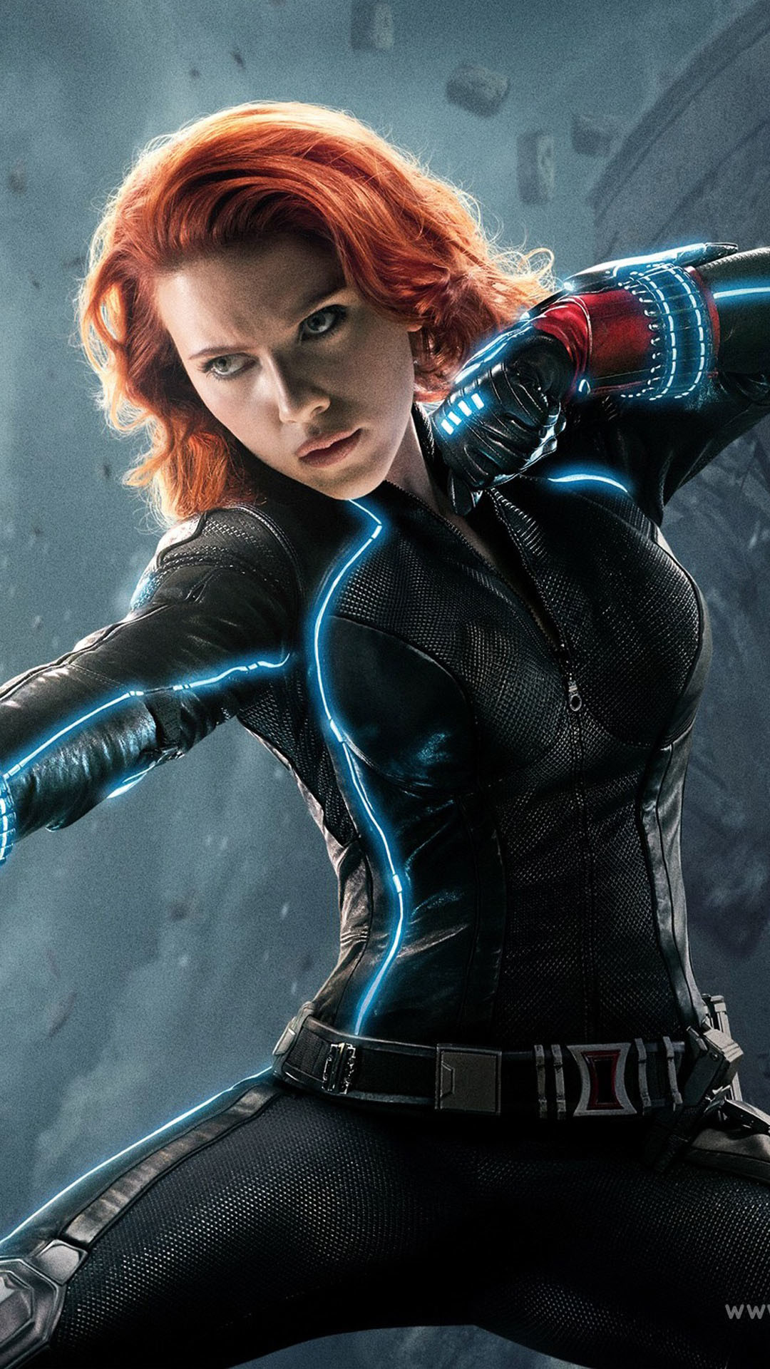 Avengers Age of Ultron Black Widow iPhone 6 / 6 Plus and iPhone Wallpapers
