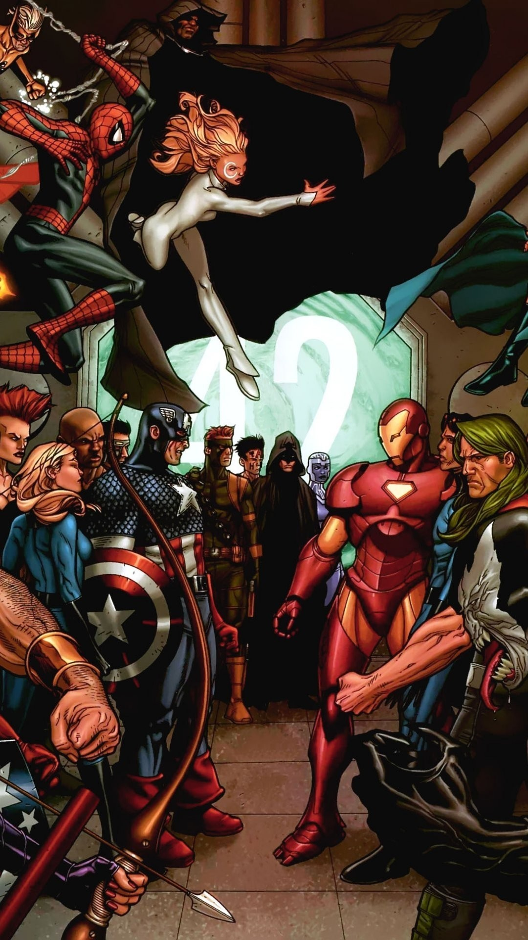 … marvel iphone wallpaper best images collections hd for gadget …