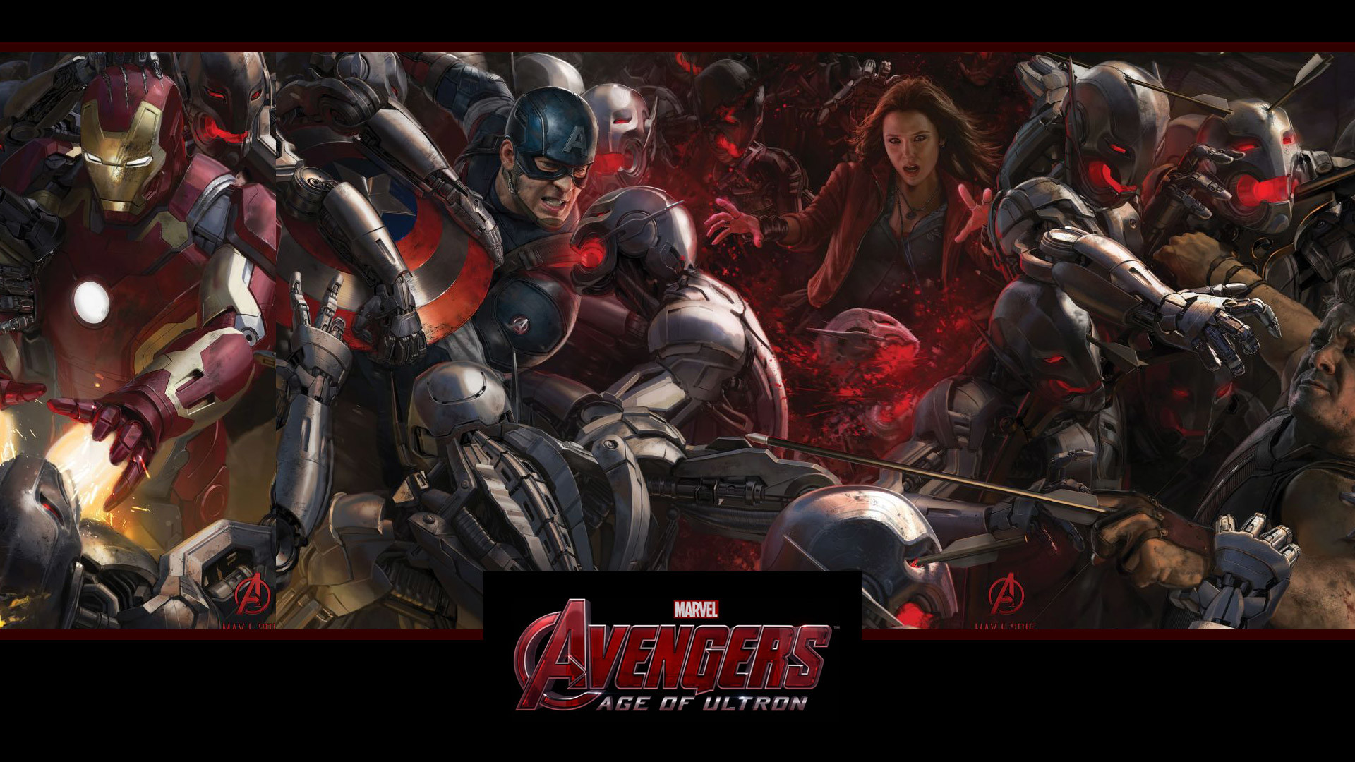 … Avengers 2 Age of Ultron 2015 Desktop amp iPhone Wallpapers HD