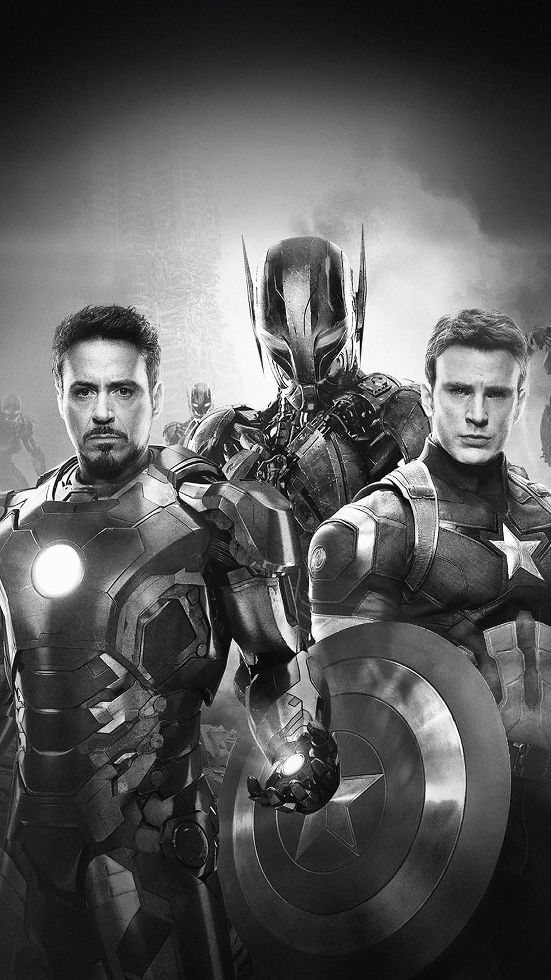 Avengers Poster-Dark Age Of Ultron Art Film #iPhone #6 #plus #