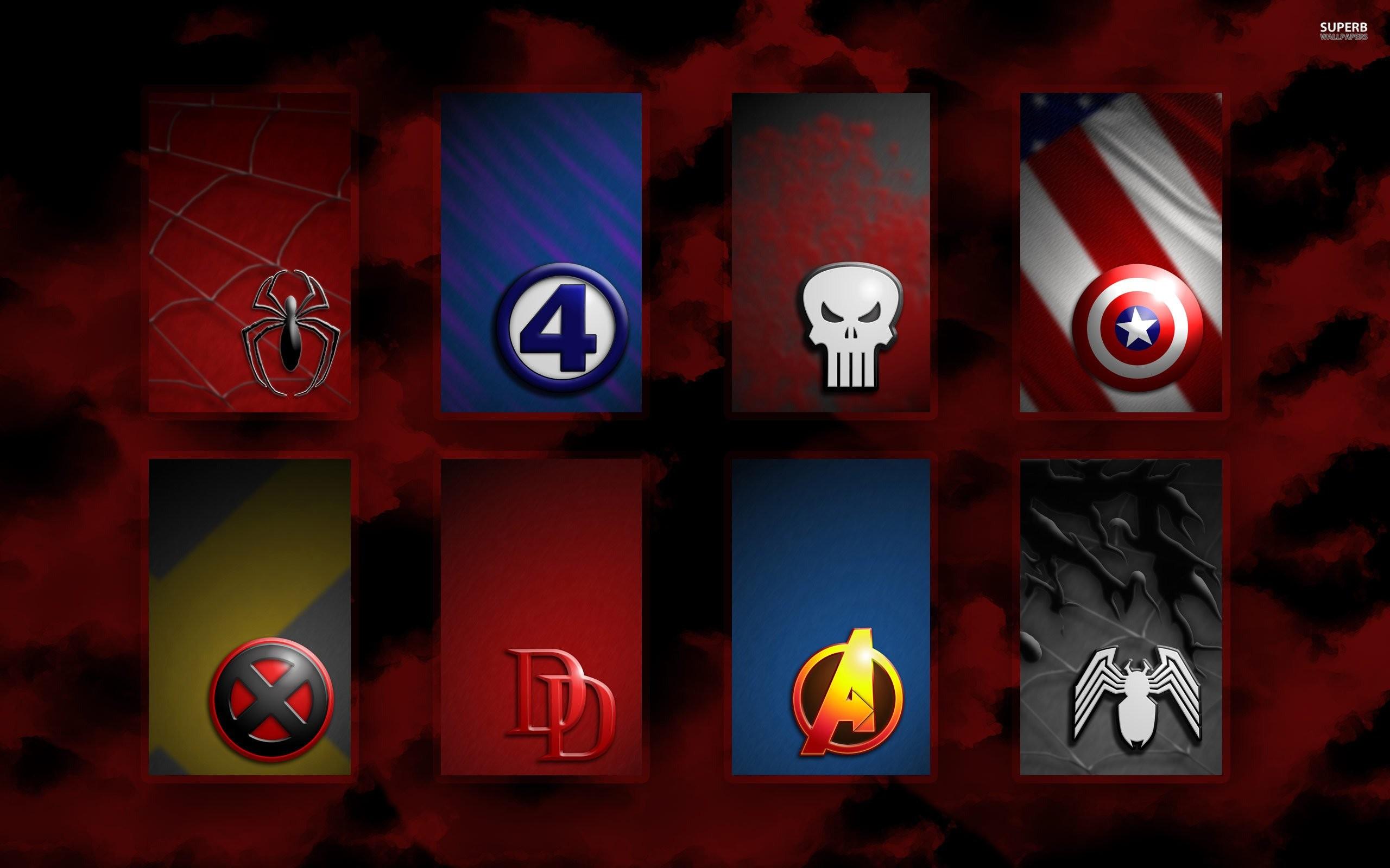 Marvel Superhero Signs