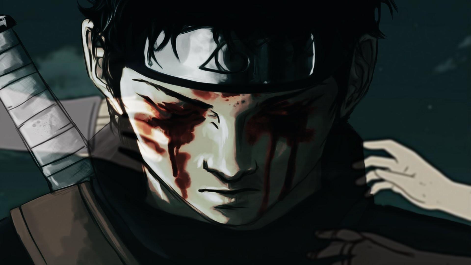 【Animes RAP】- Shisui Uchiha/Part 2 -【Suicida】