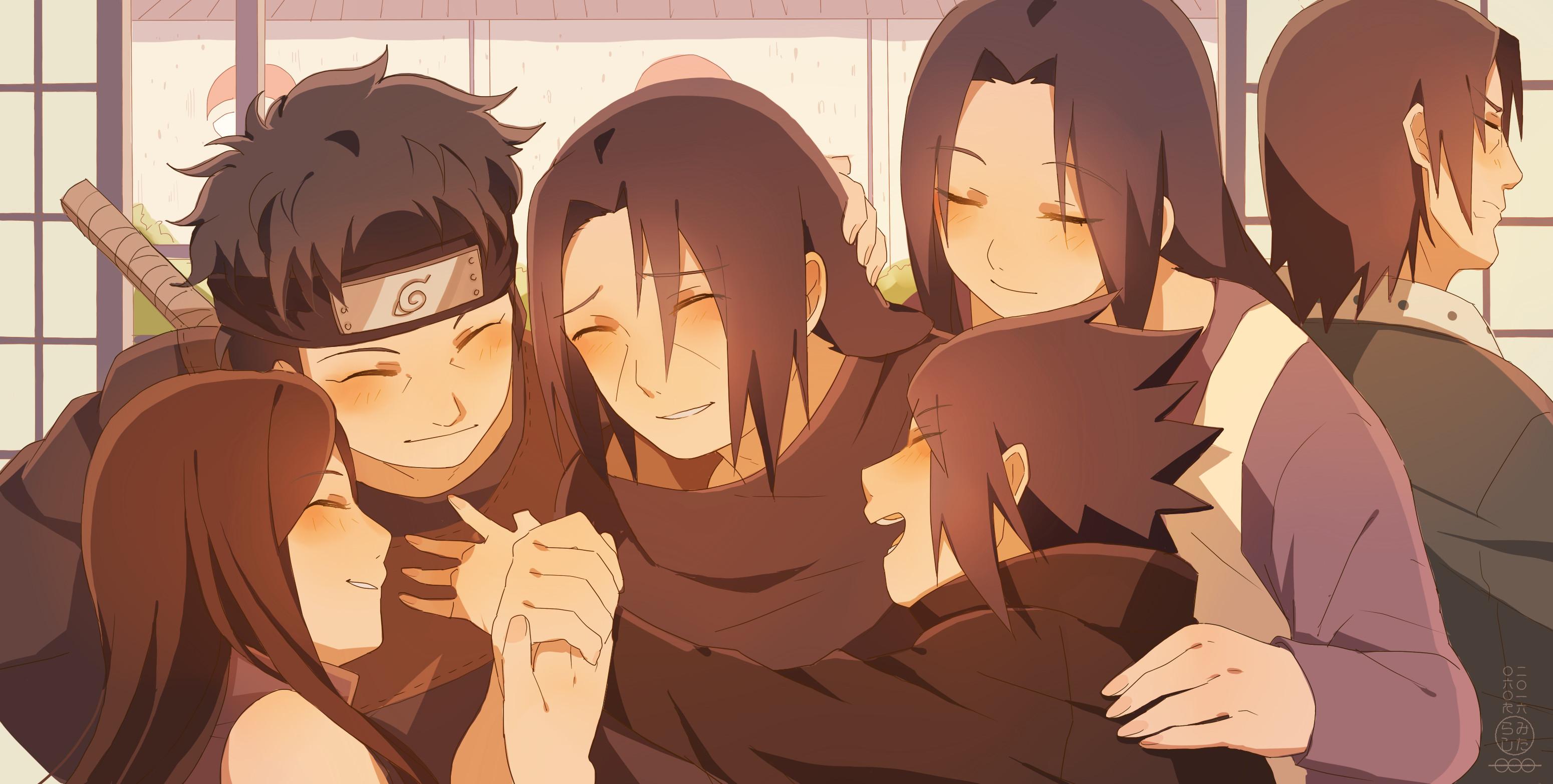 View Fullsize Uchiha Clan Image