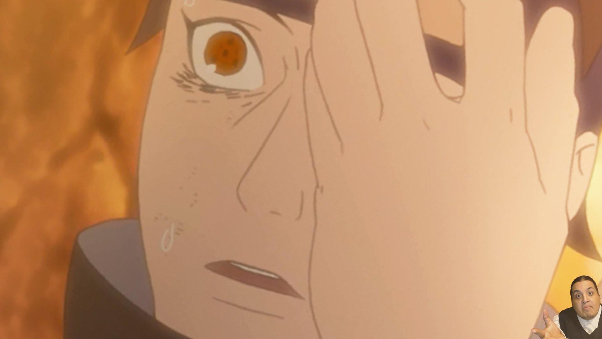 Naruto Shippuden Episode 358 -ナルト- 疾風伝 Review — Shisui Uchiha Vs Danzo  Shimura The Krusty – YouTube