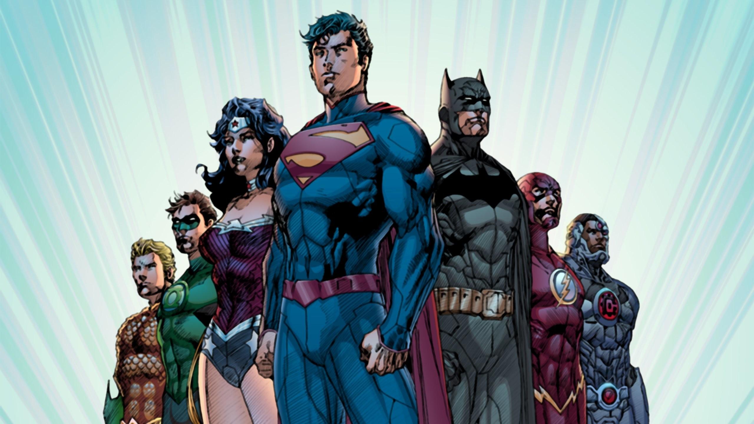 New 52 Justice League Superman Batman Wonder Woman wallpaper .