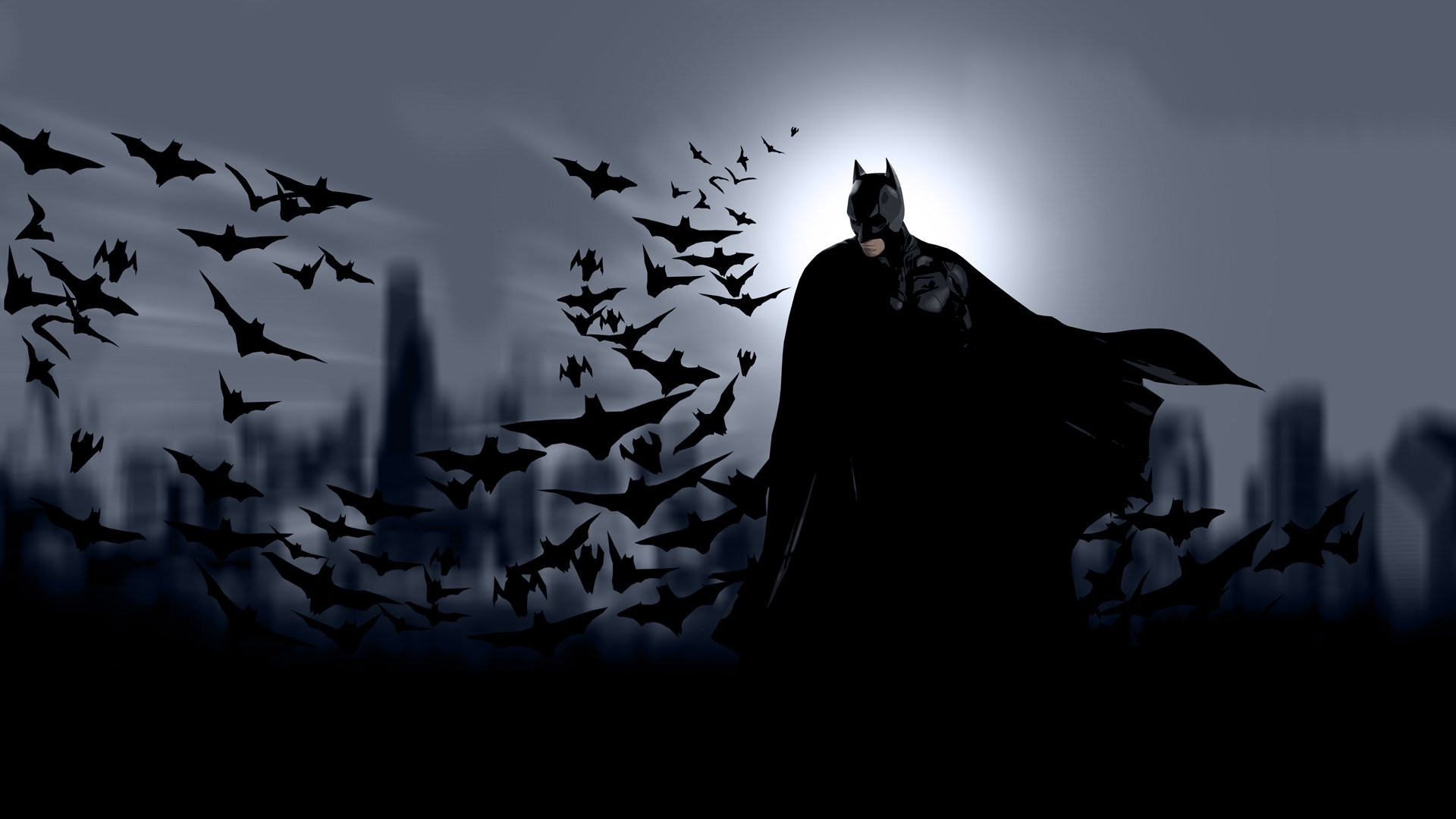 HD Wallpaper   Background ID:72397. Comics Batman