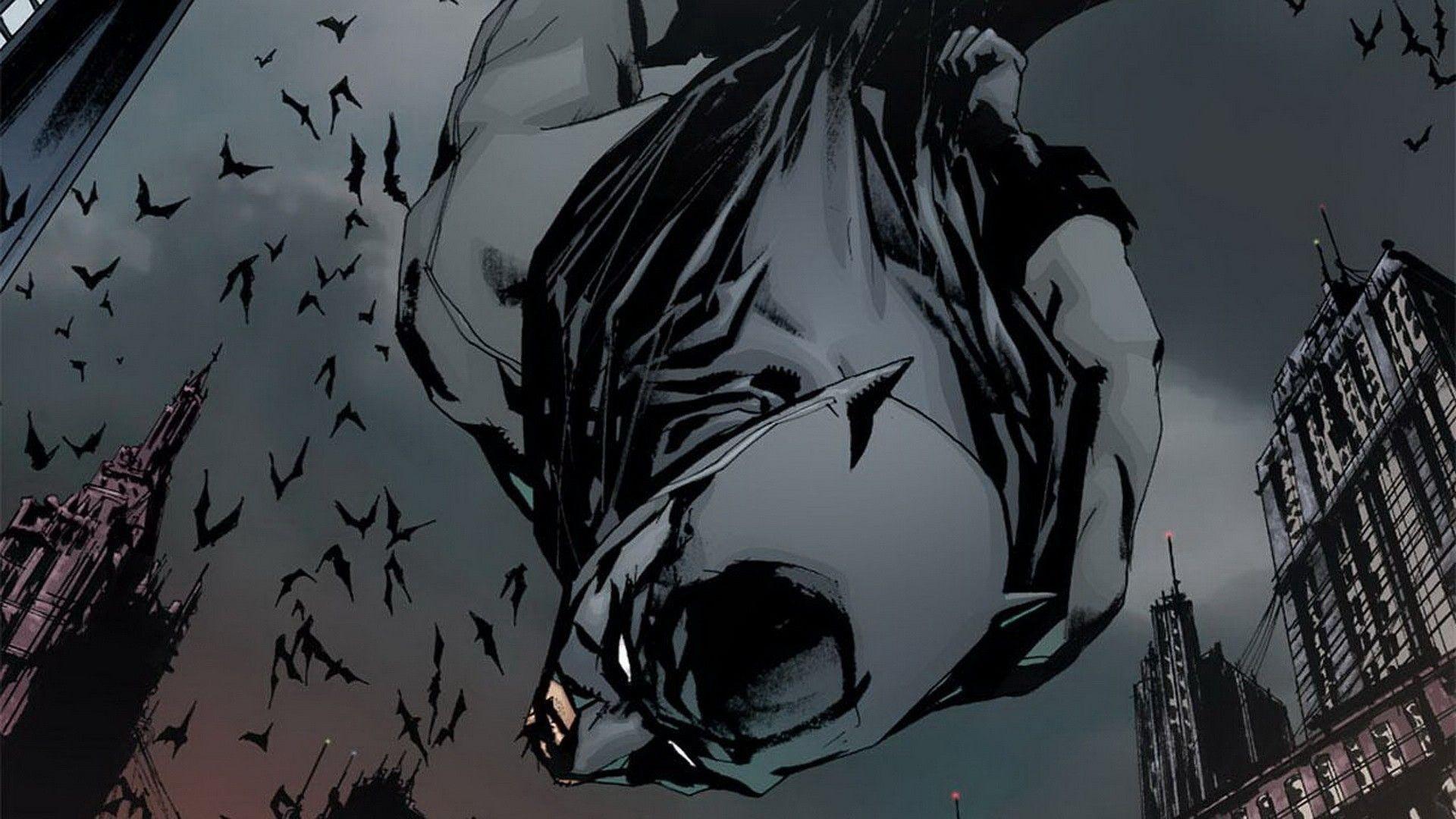 Dc Comics Batman Wallpapers Desktop