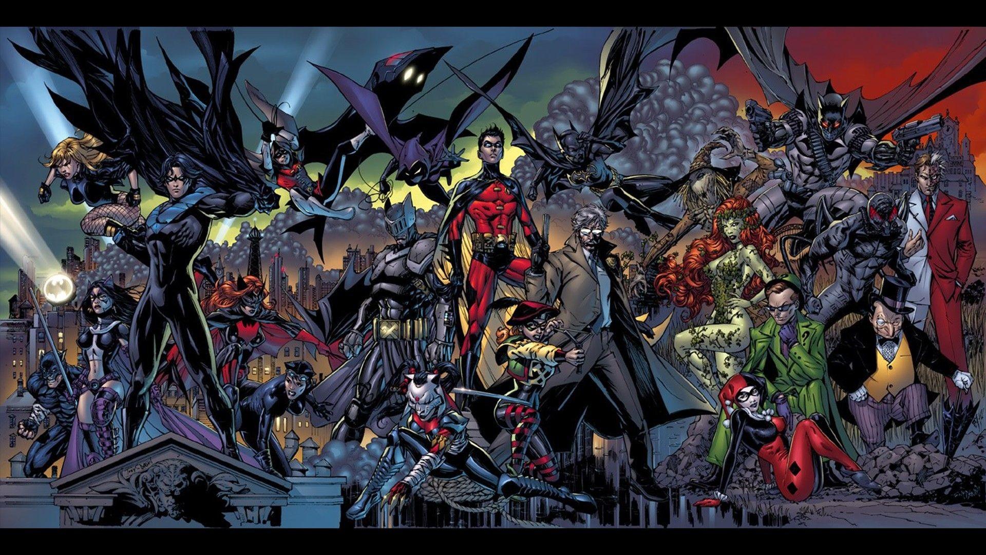… Batman Family HD Wallpapers …