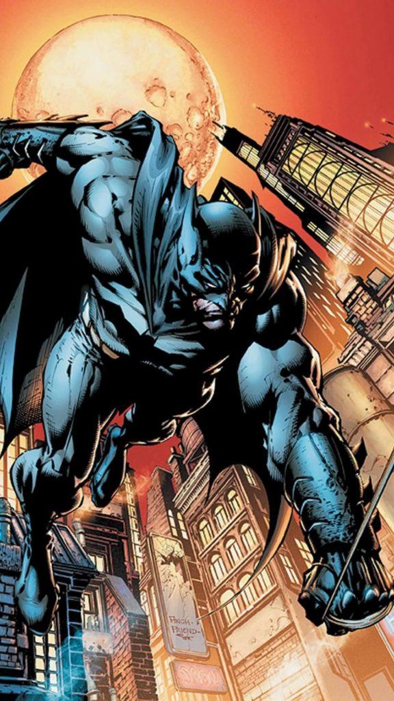 iPhone-Wallpapers-Batman-Comics