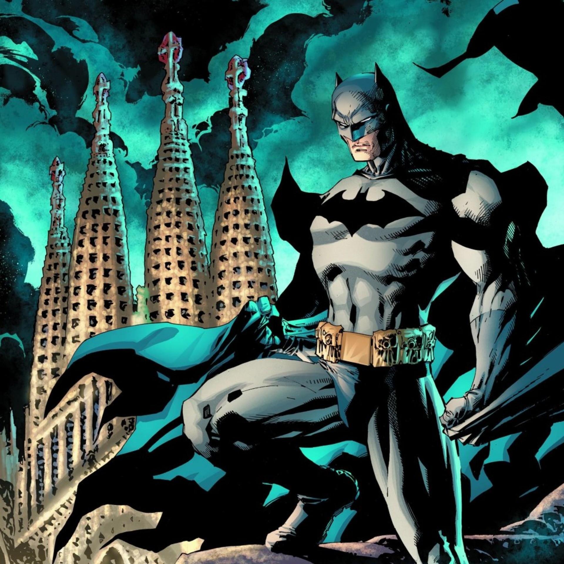 Batman (post crisis)