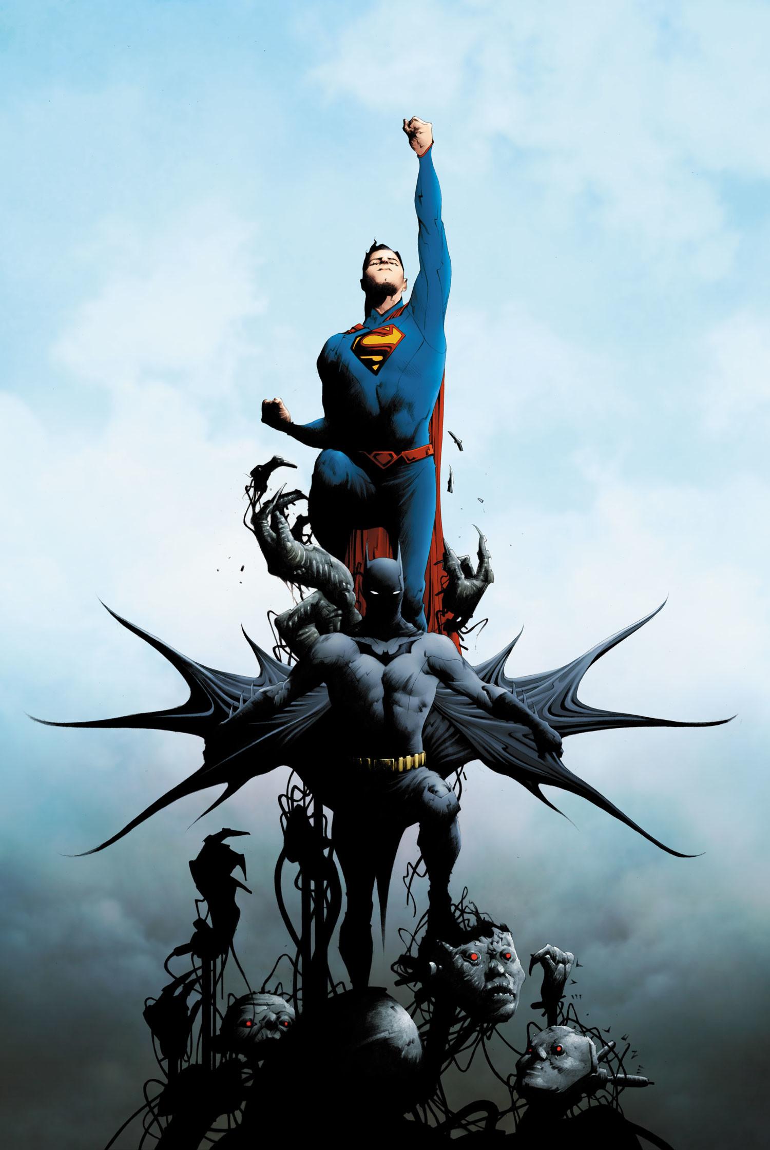 Batman Superman. The New 52 …