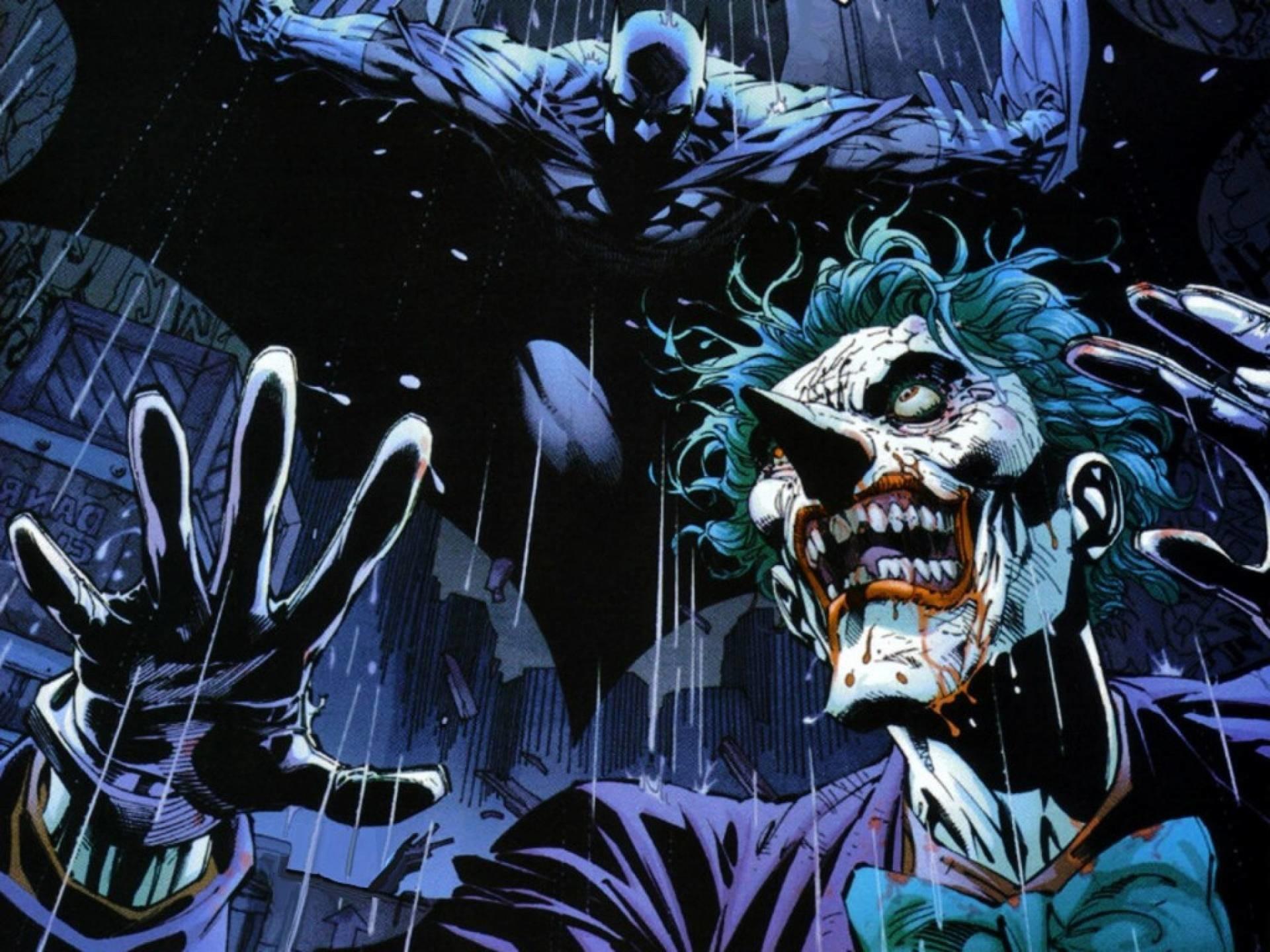 Marvelous The Joker Comic Wallpaper Hd for Imac 1920x1440PX .
