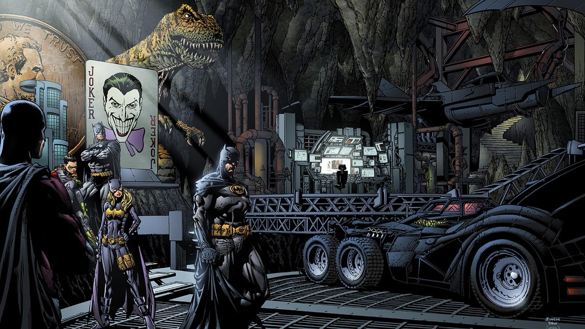 Dc Comics Batman Wallpaper High Definition