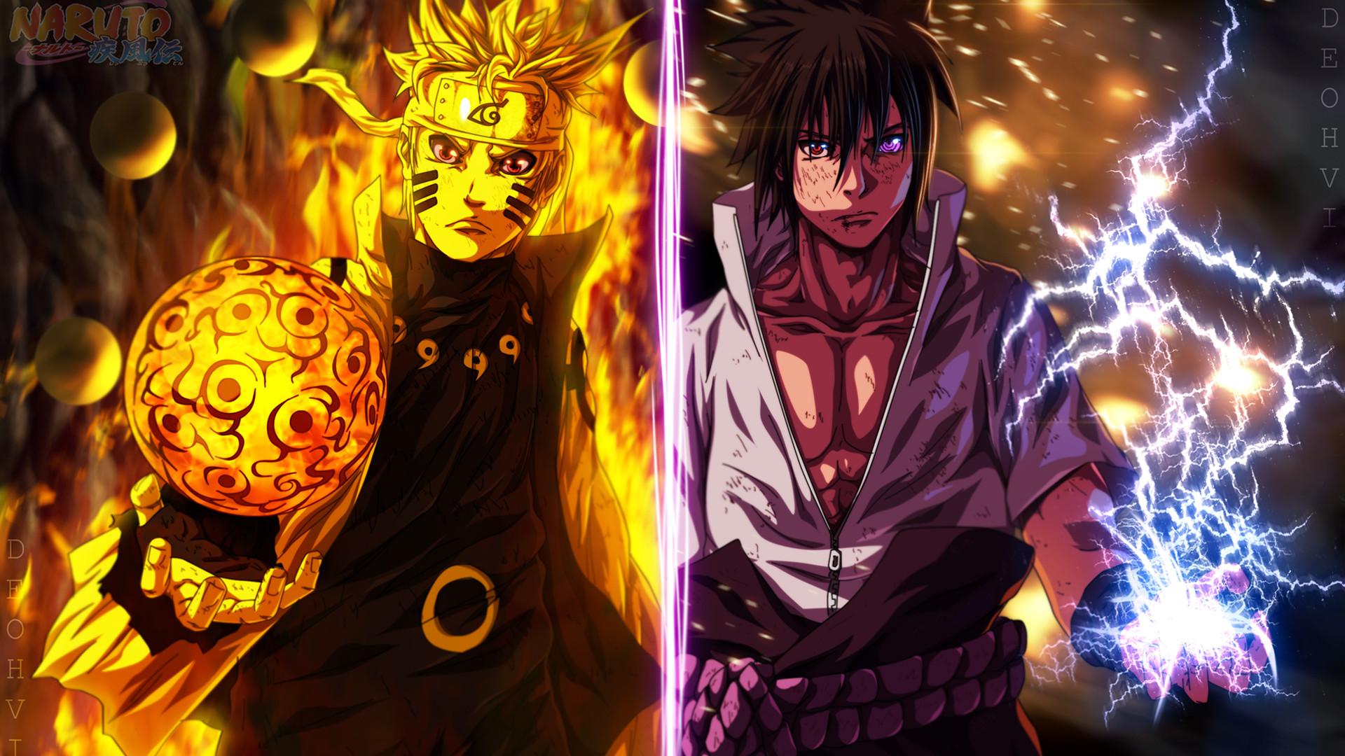 and uchiha sasuke raikiri chidori anime. hd 1080p wallpaper .