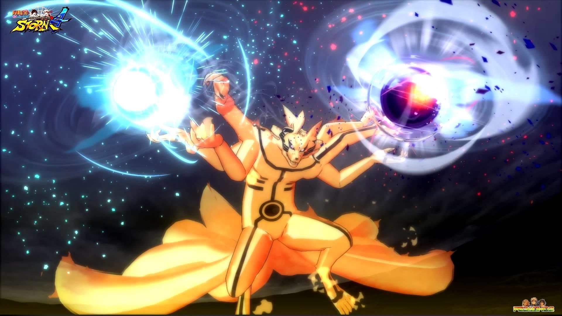 Naruto Shippuden Ultimate Ninja Storm 4 – Sasuke vs Naruto Screenshots