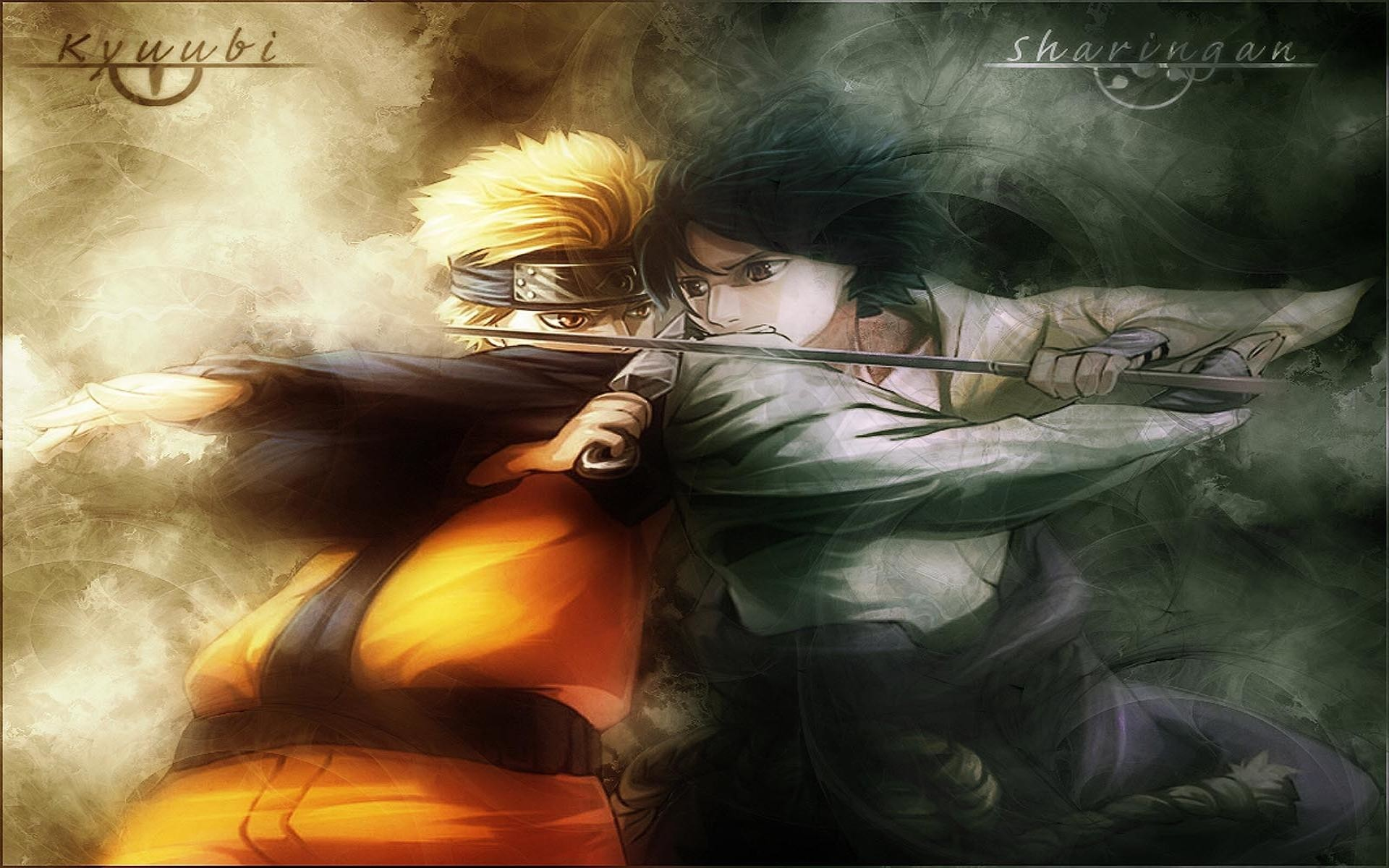 Naruto Vs Sasuke Fight Hd Wallpaper | Wallpaper List