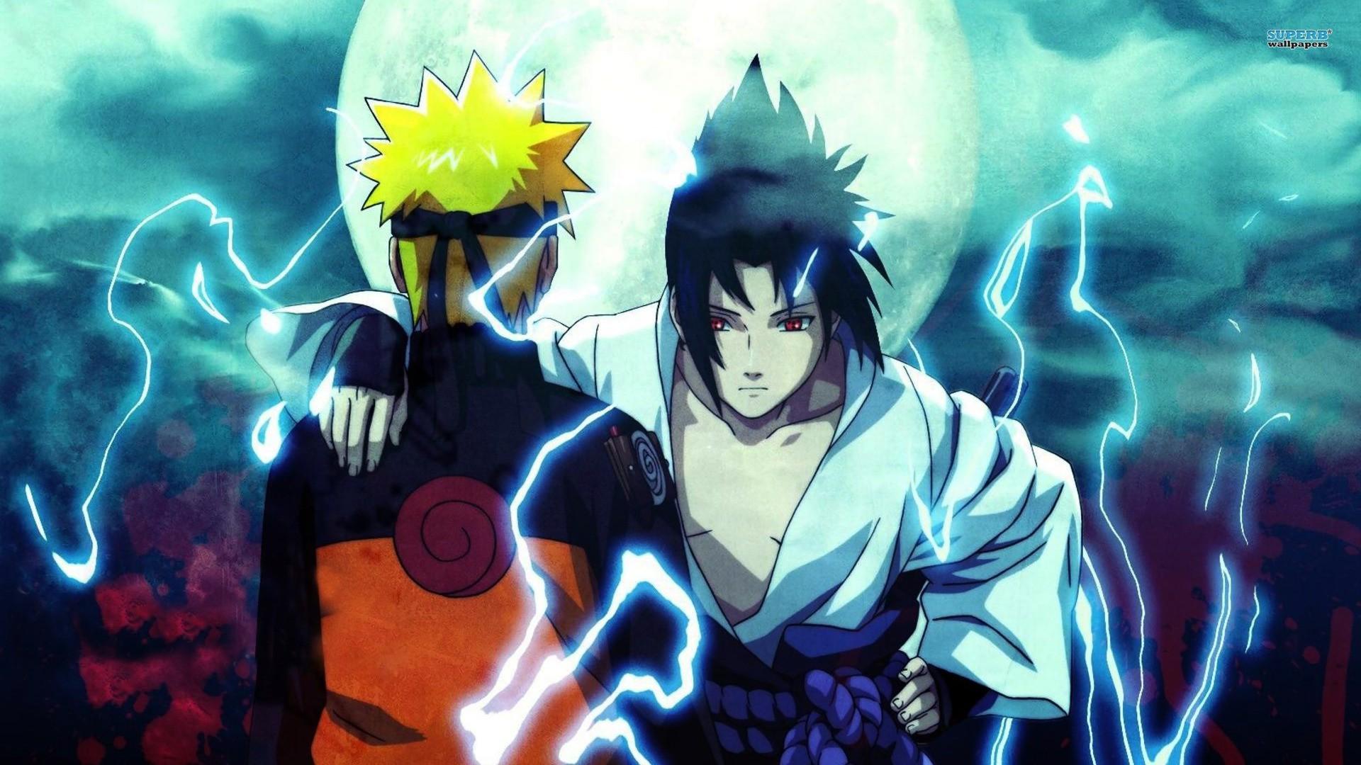Naruto Sasuke Shippuden Pictures HD Wallpaper of Anime .