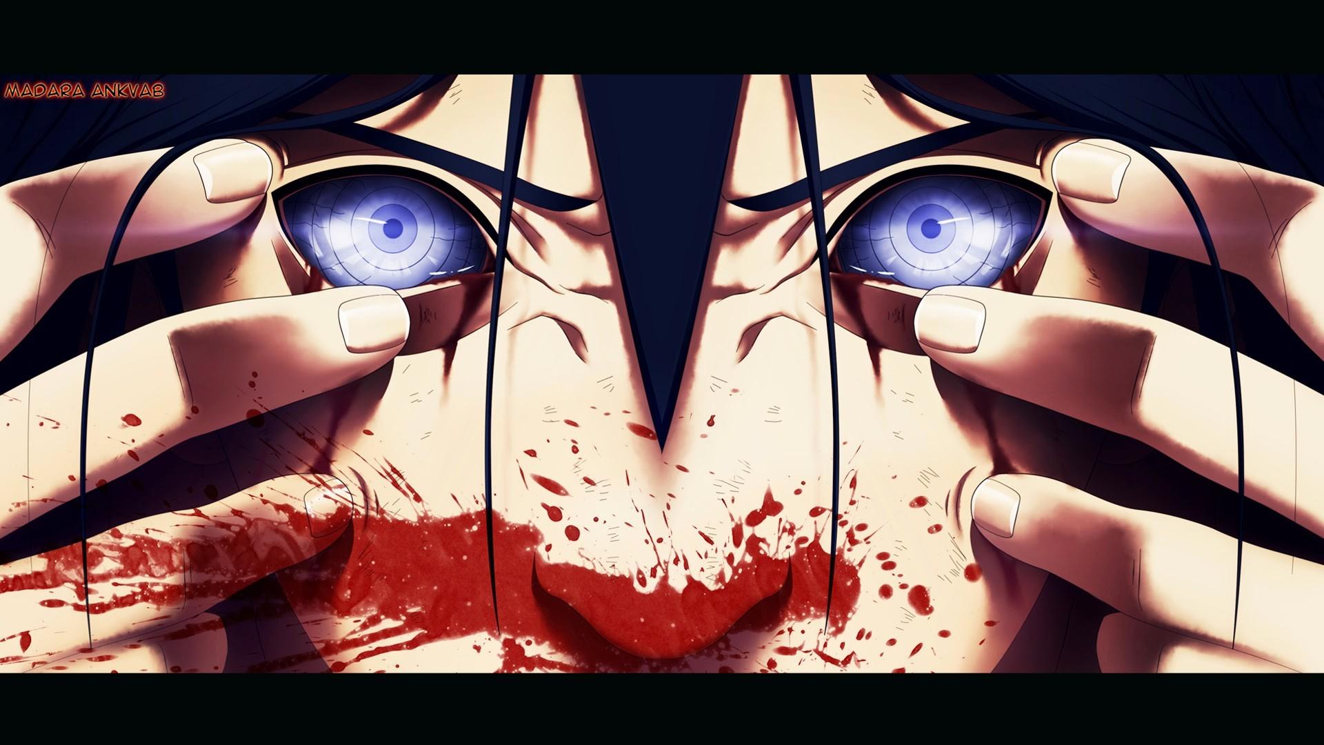 Sasuke Uchiha Rinnegan HD Wallpapers