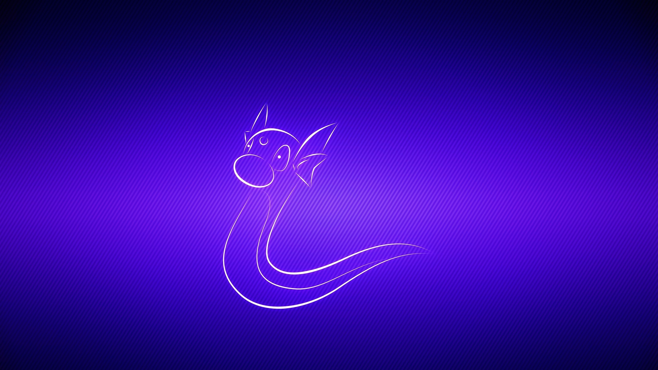 Wallpaper tail, pokemon, background, dratini