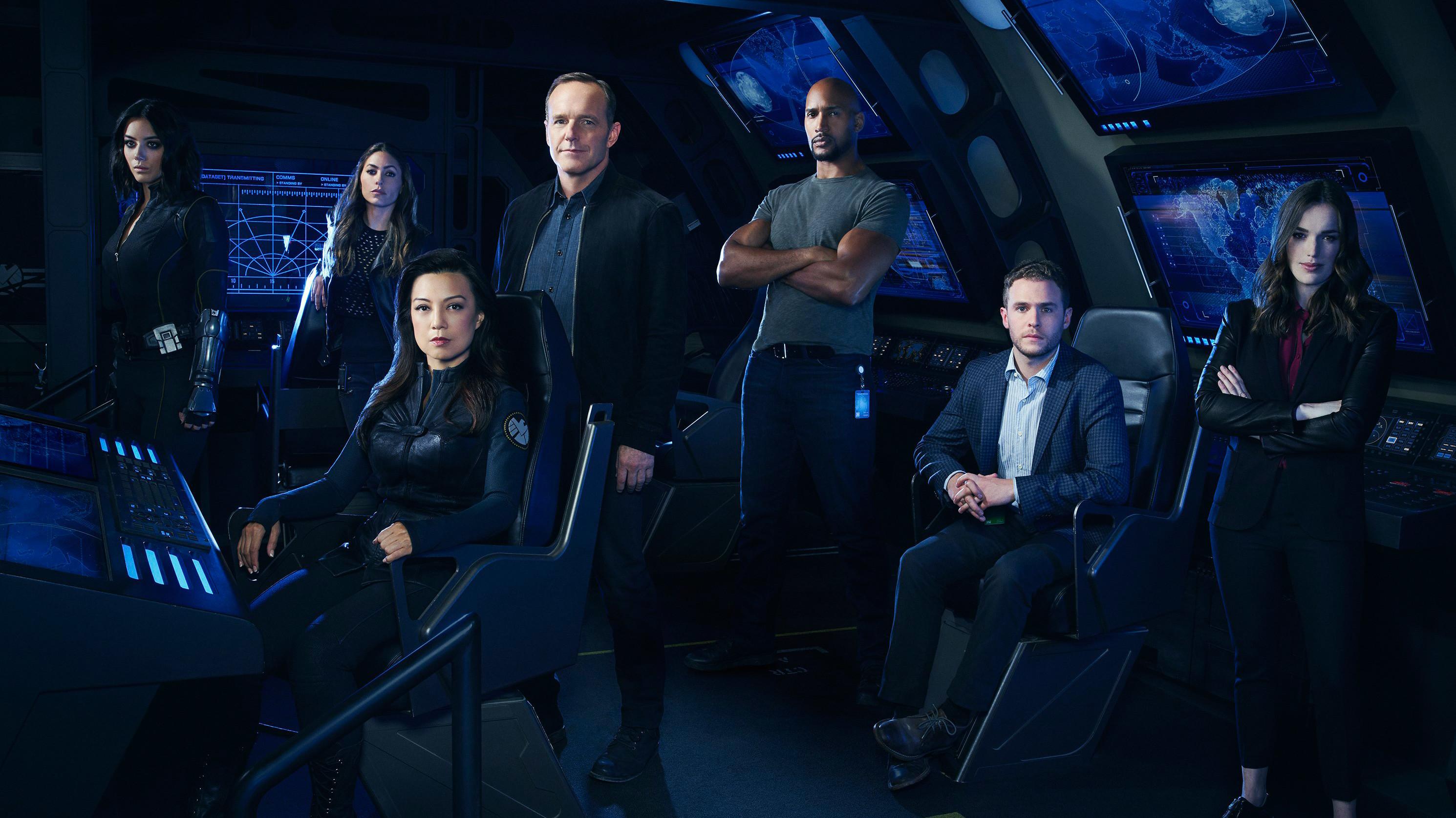 Agents of Shield Season 4