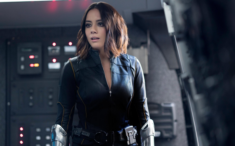 Chloe Bennet Daisy Johnson Agents of Shield