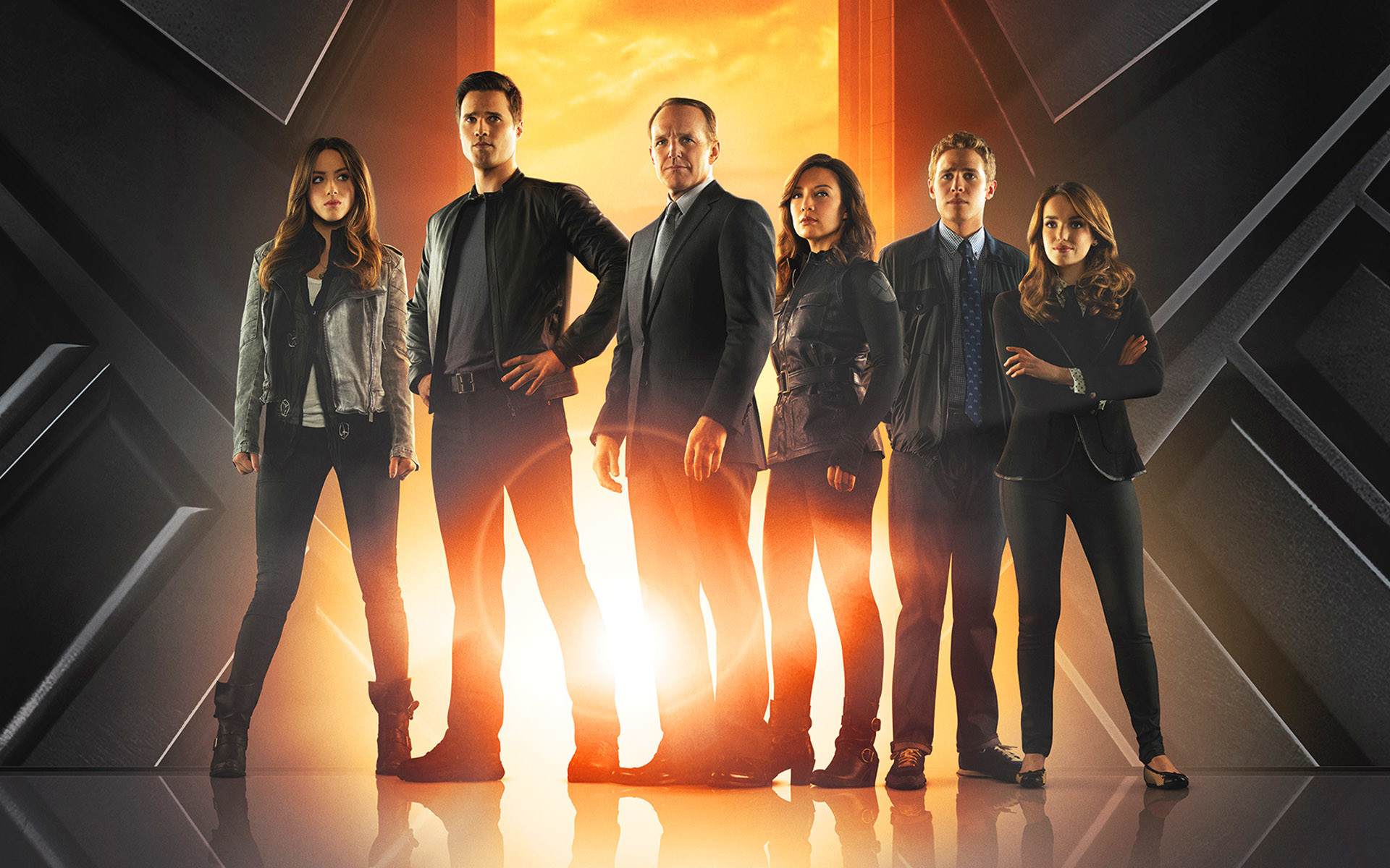 Agents of SHIELD All Cast Wallpaper – HD Wallpaper Rate