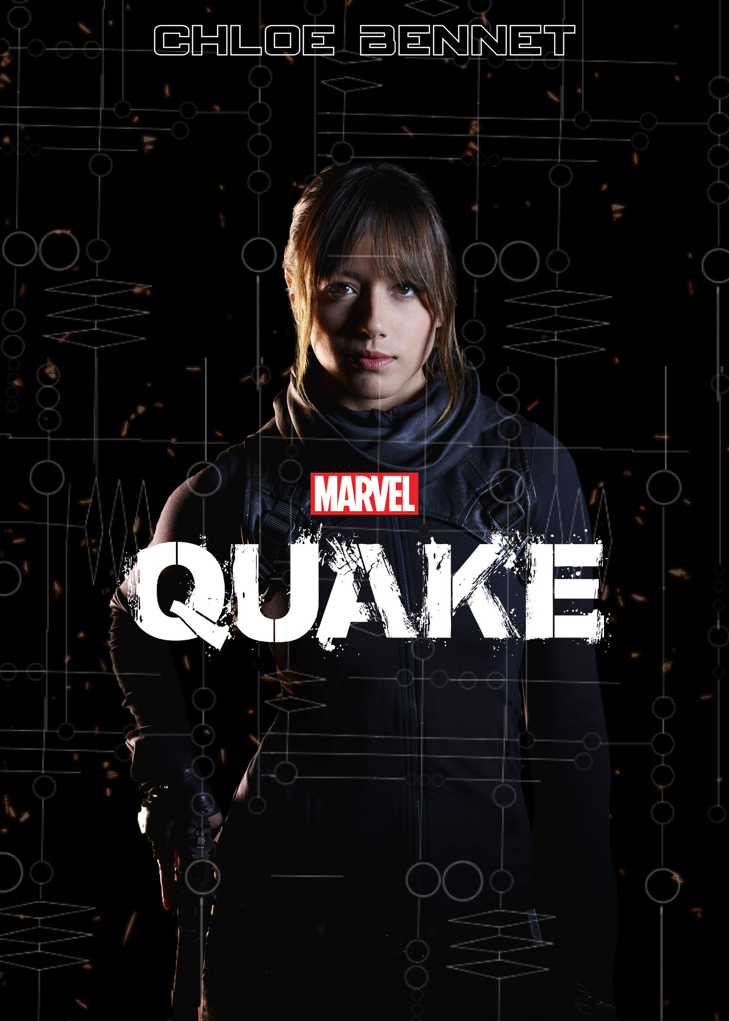 Marvel's Agents of Shield Season 3: 4 minute preview ft Quake