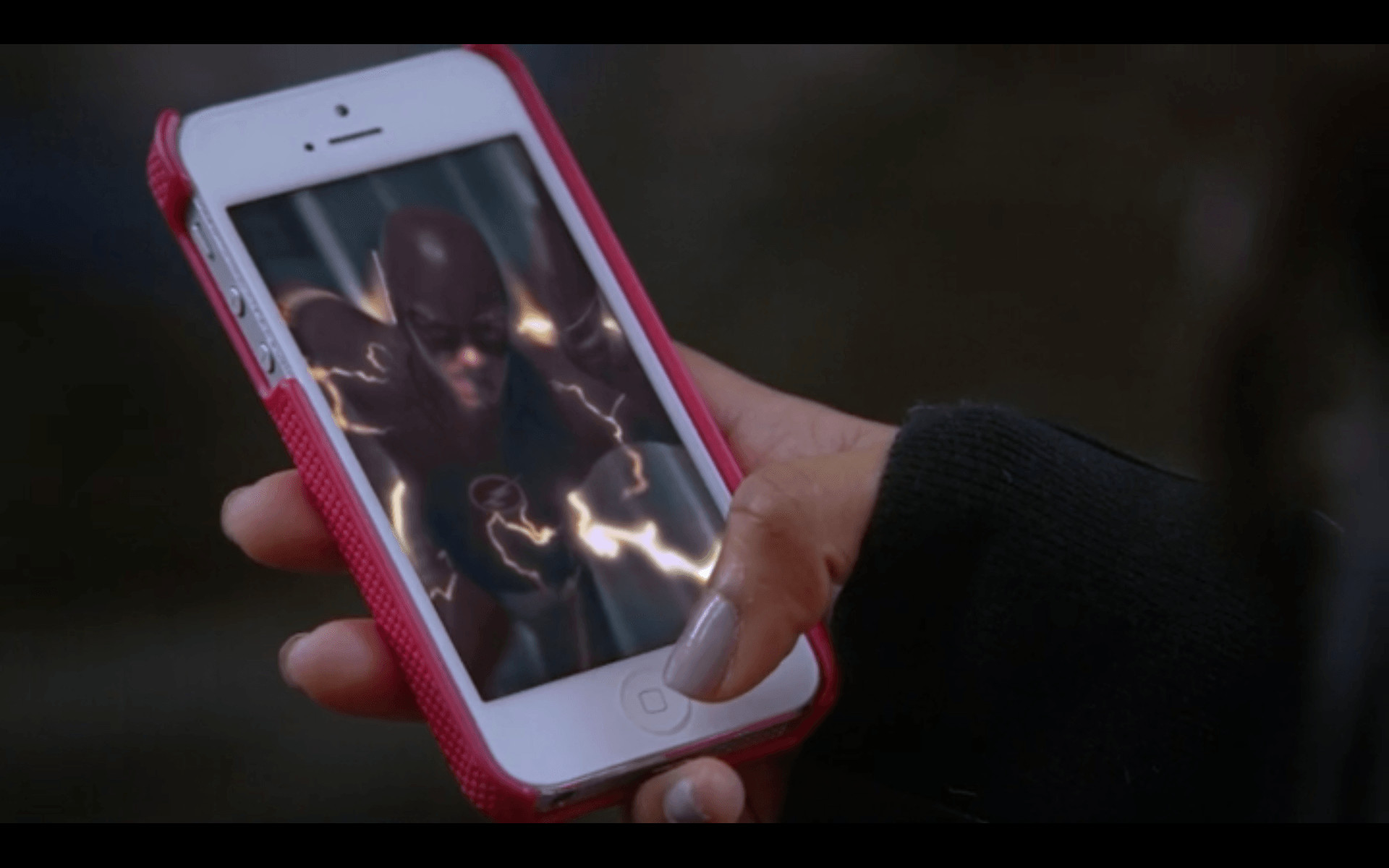 """Same Geek Channel Review: 'The Flash' Episode 112 """"Crazy for You ."""