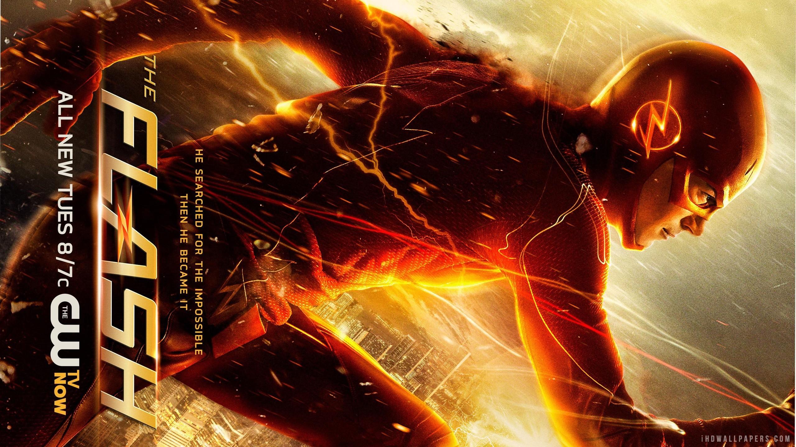 The Flash TV Wallpaper – WallpaperSafari