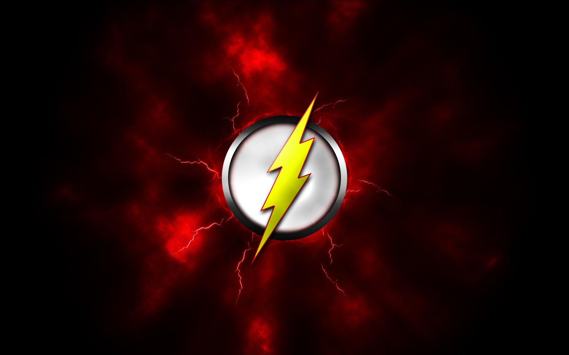 The Flash wallpaper