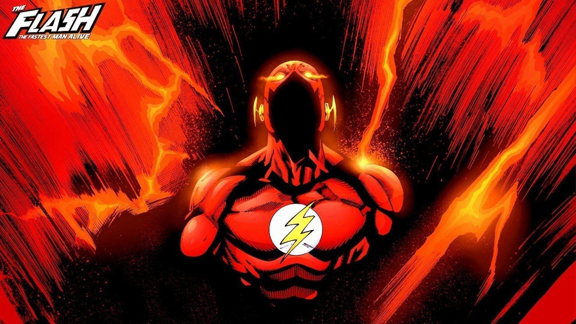 DC Comics The Flash Flash (superhero) wallpaper