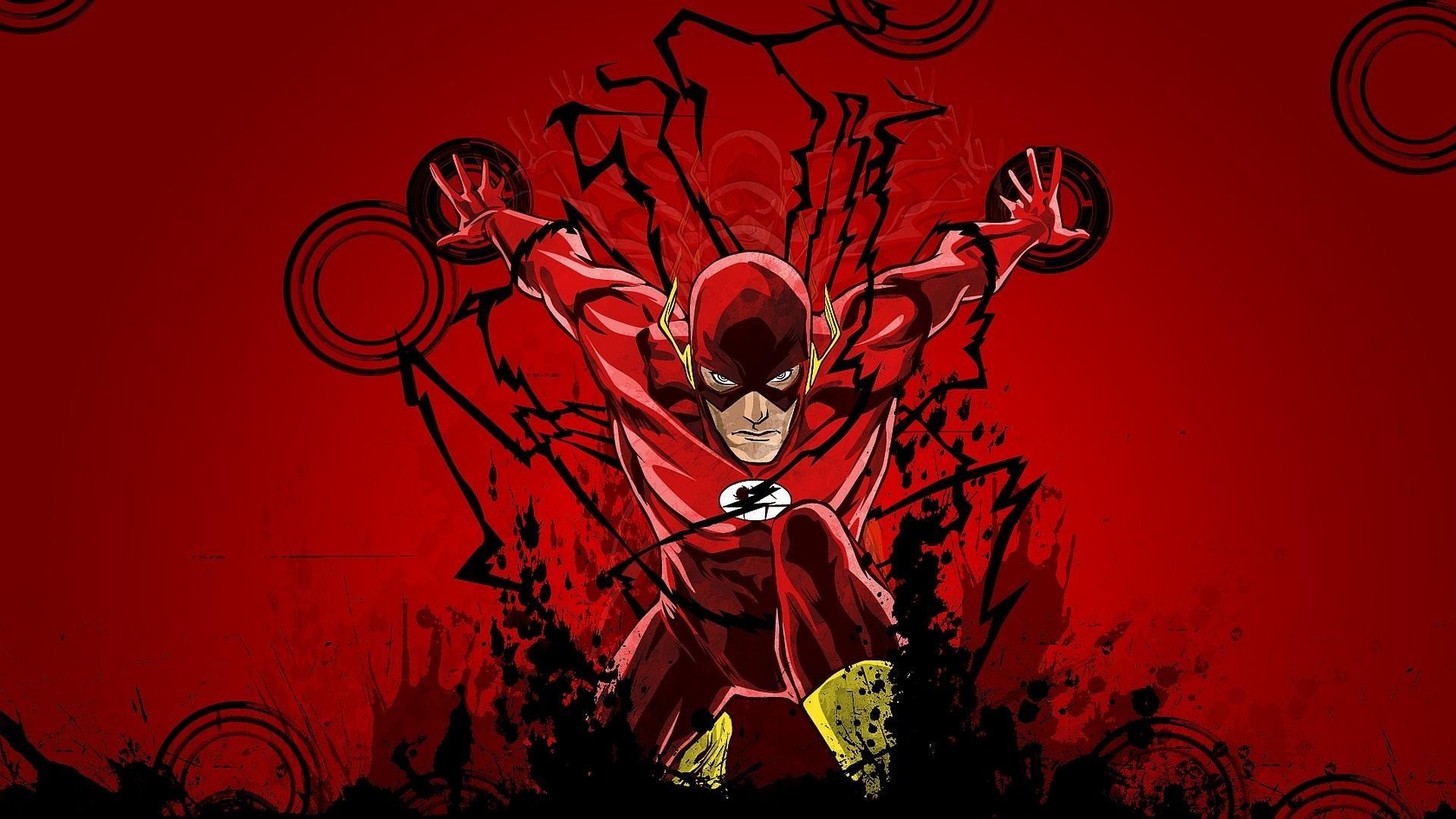 The Flash CW Wallpaper HD 1920×1080