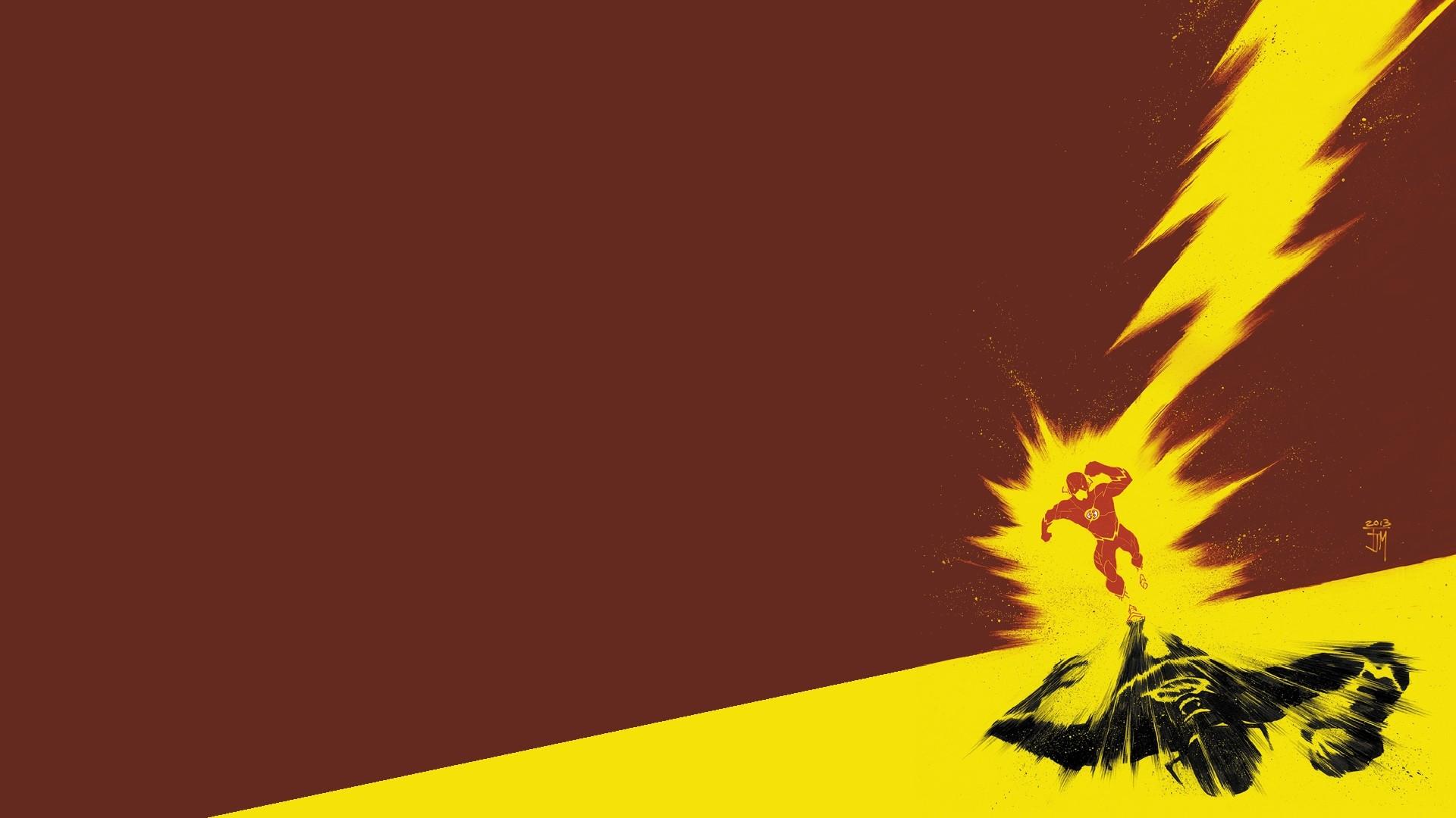 HD Wallpaper   Background ID:470233. Comics Flash