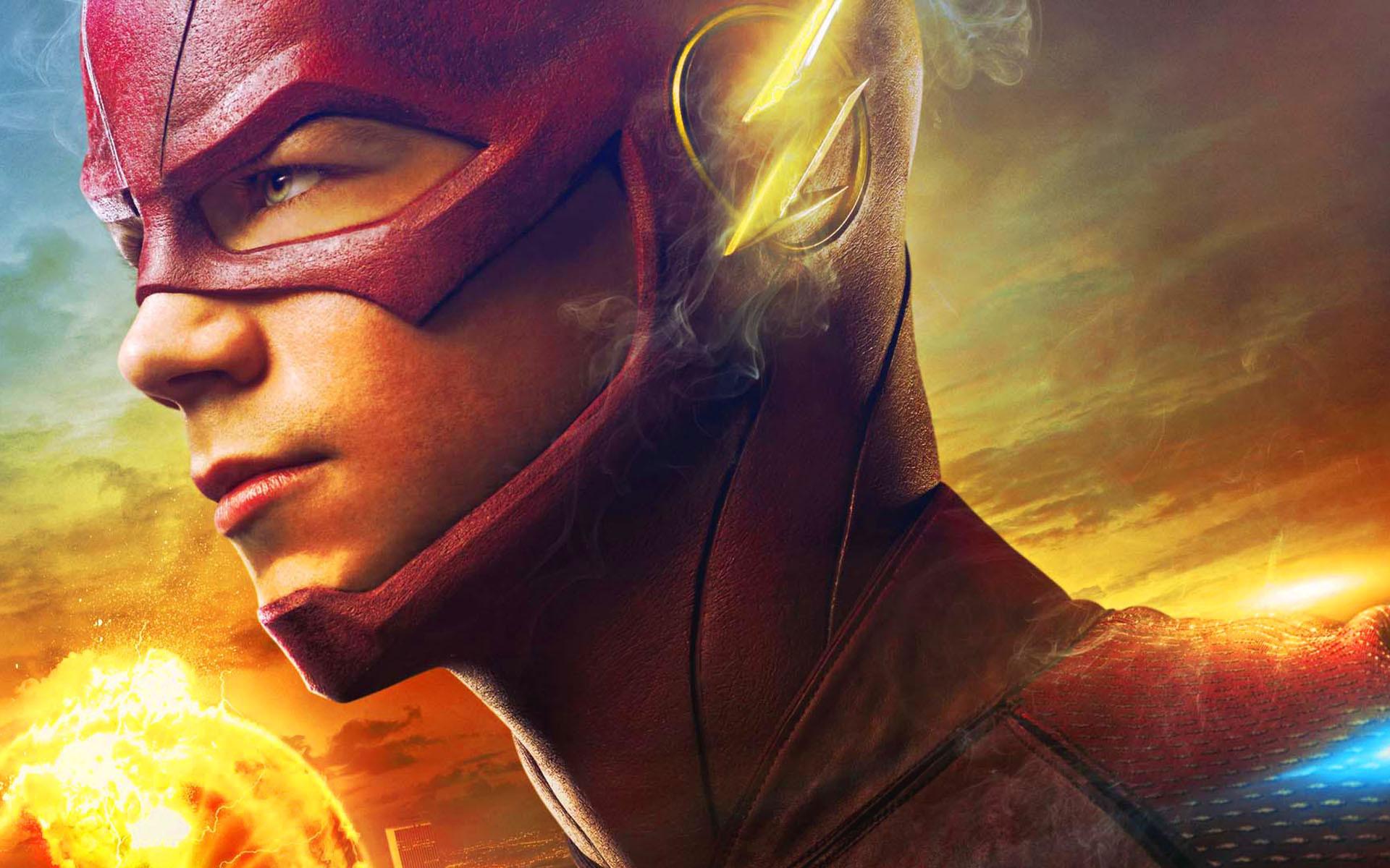 Barry Allen the Flash HD wallpaper