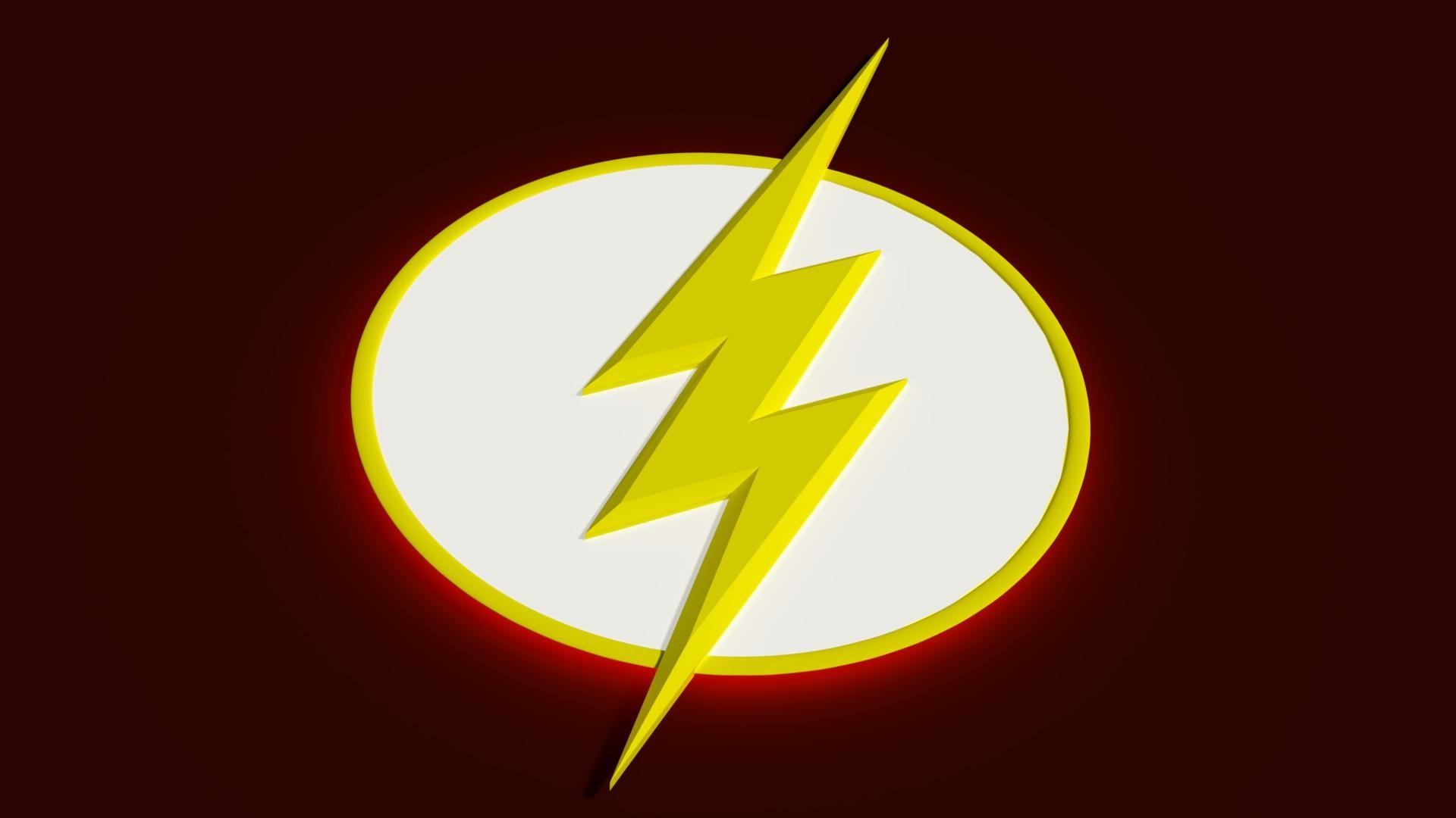 Flash wallpaper i made with …