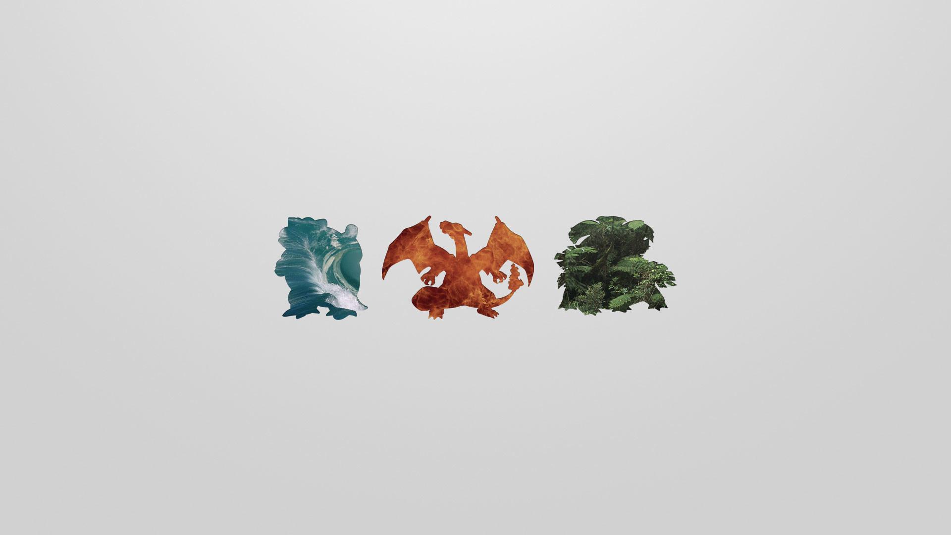 Create your own Wallpaper #3 : Pokemon !