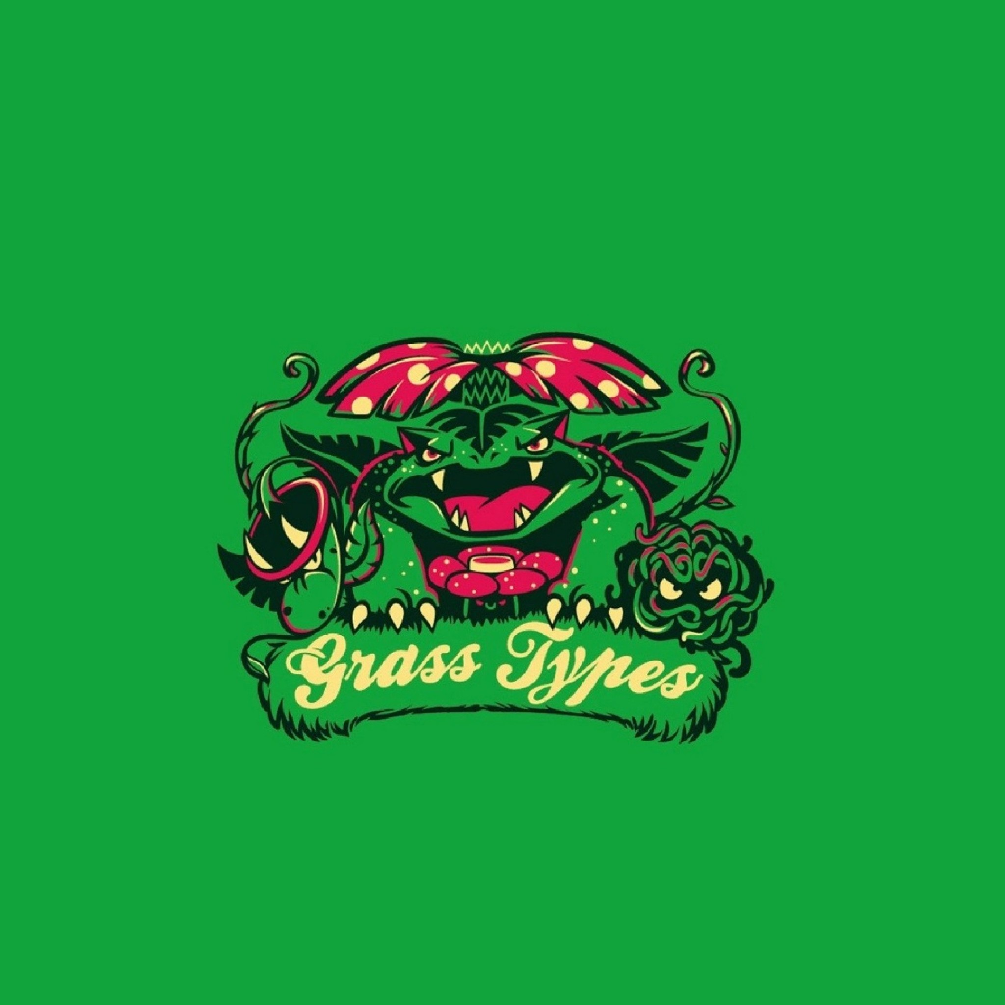 Grass Types – Tap to see more awesomely cool Pokemon wallpaper! @mobile9