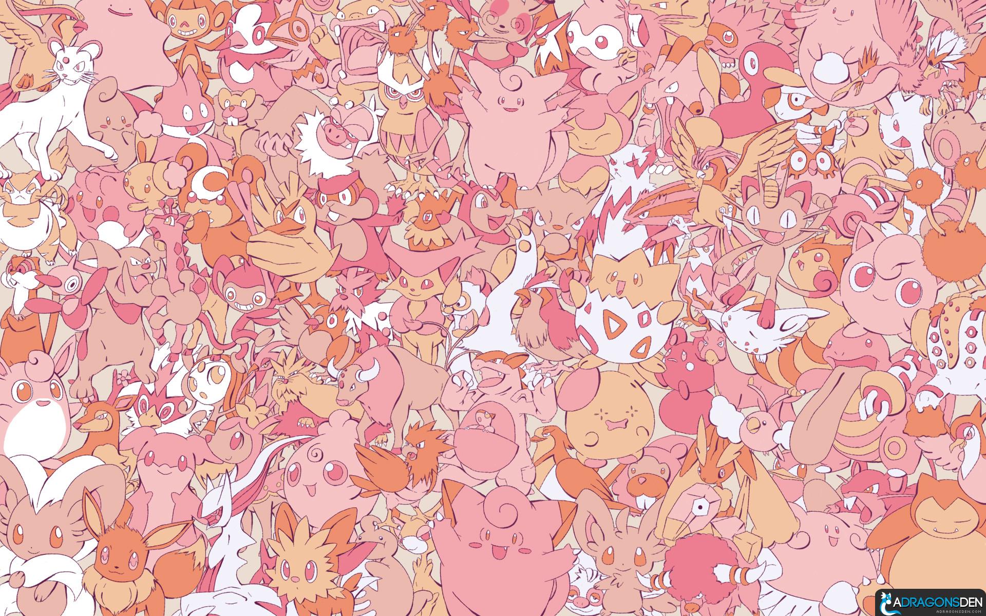 Pokemon Tumblr Wallpaper