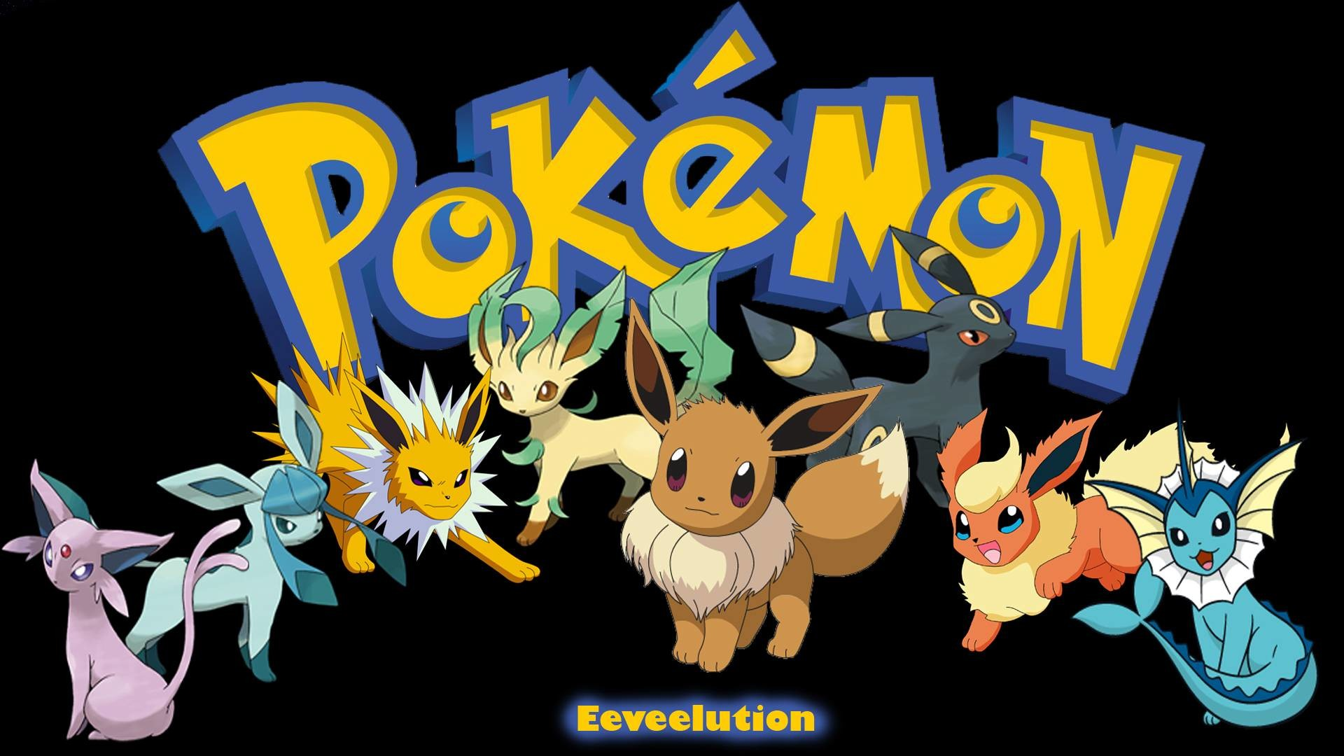 Pokemon Pictures Only Of Eevee Images   TheCelebrityPix