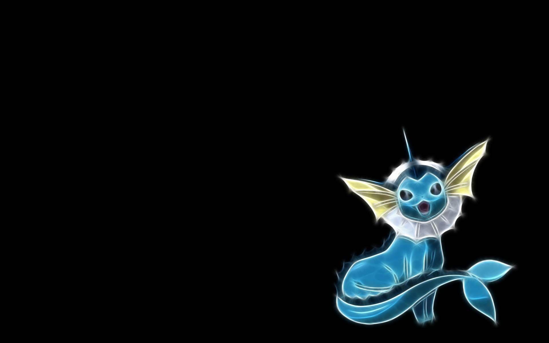 Vaporeon WallpaperVideo Game Pokémon Vaporeon Pokémon Eeveelutions Wallpaper