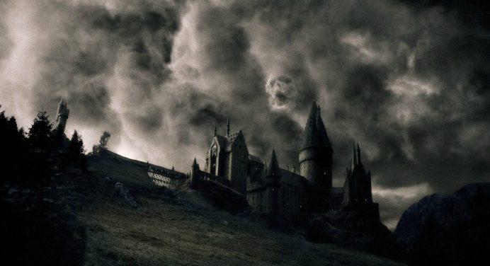 122 Hogwarts Wallpaper Hd