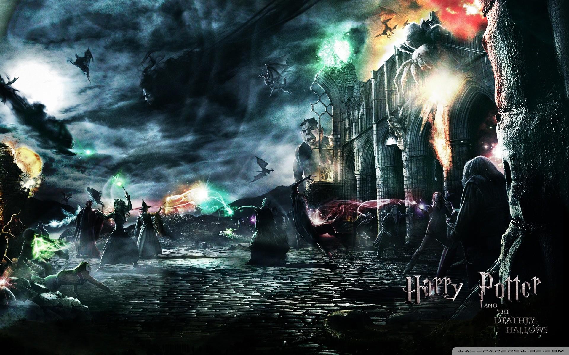 Harry Potter – Harry Potter Wallpaper (33045833) – Fanpop